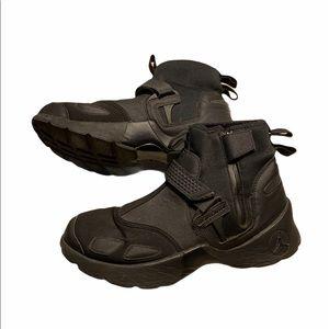 Air Jordan Trunner LX High Triple Black